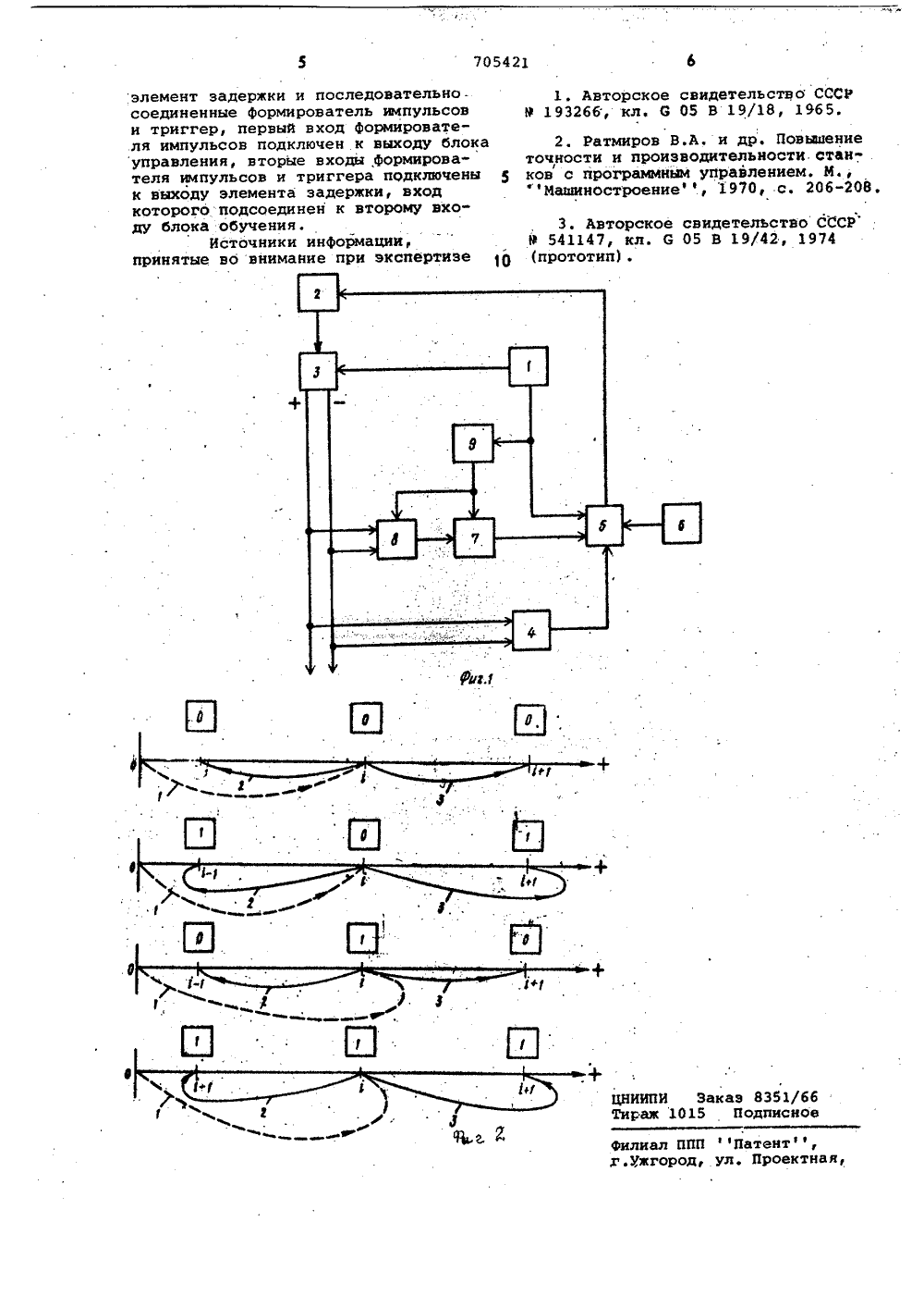 Программы управления роботами для