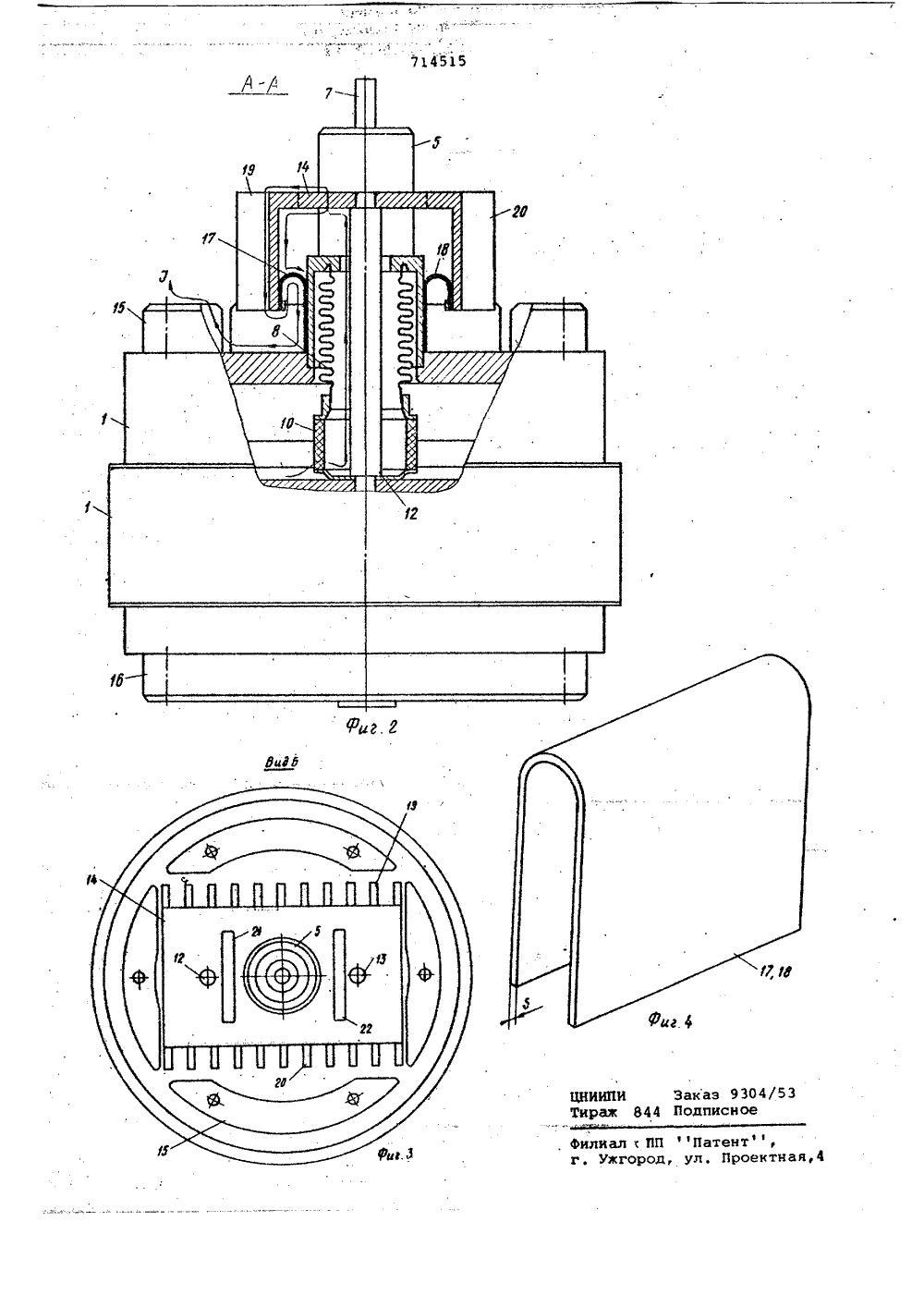 Переменный конденсатор своими руками чертежи 23