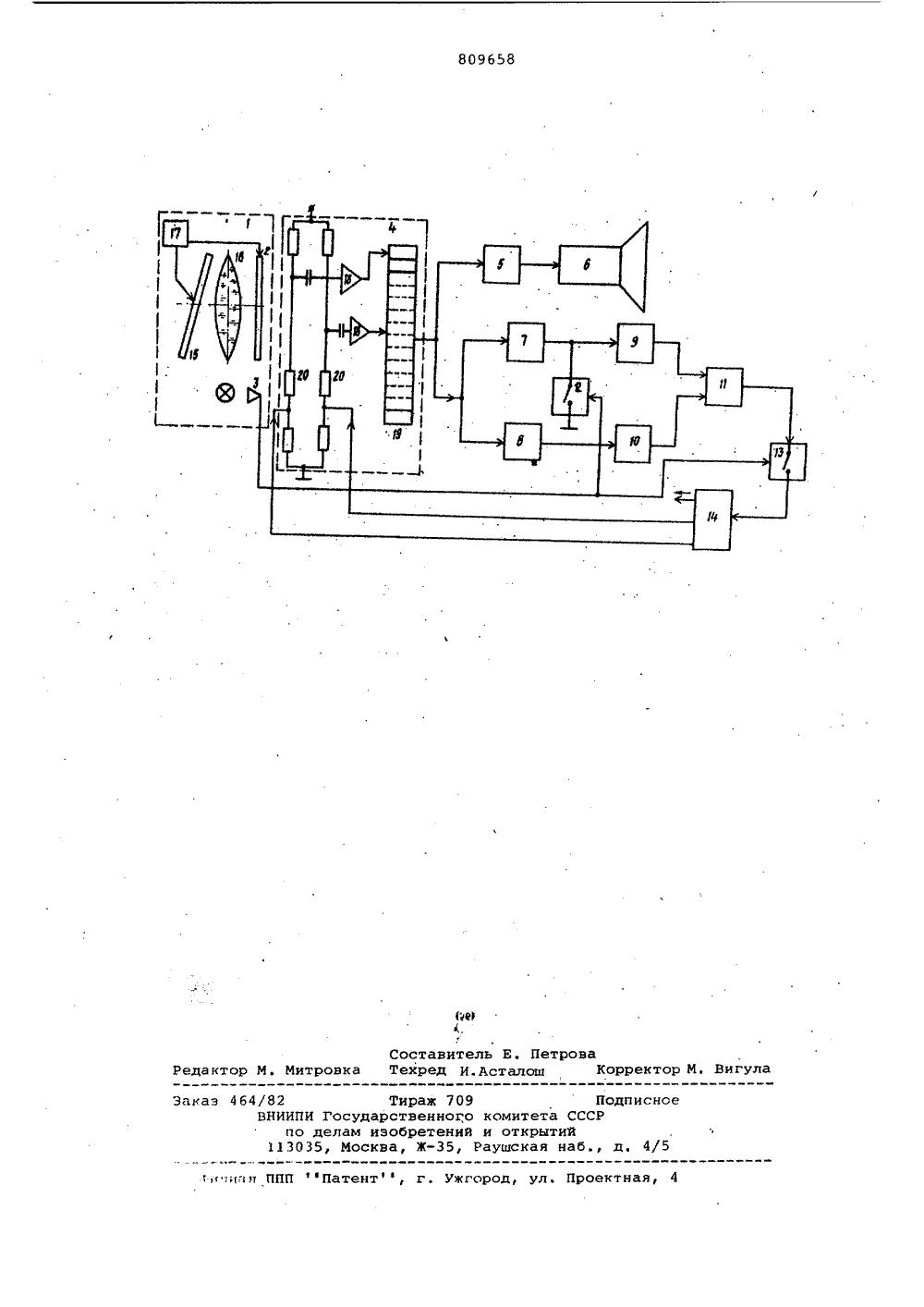 электрическая схема тепловизоров