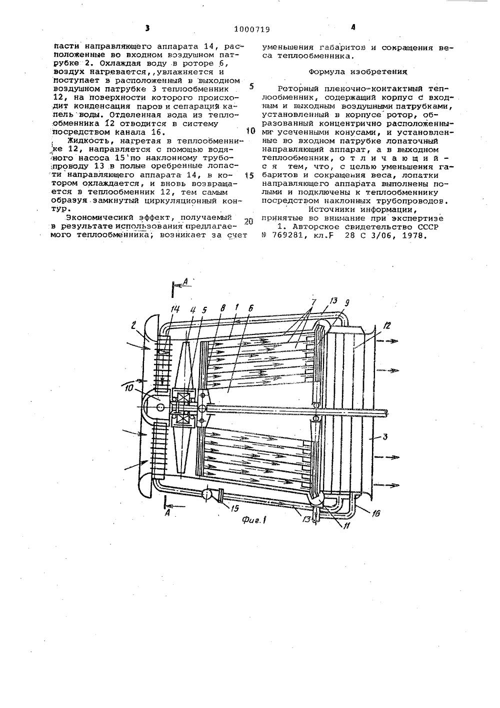 Контактный теплообменник нагрев газа нормативы качества воды для теплообменников