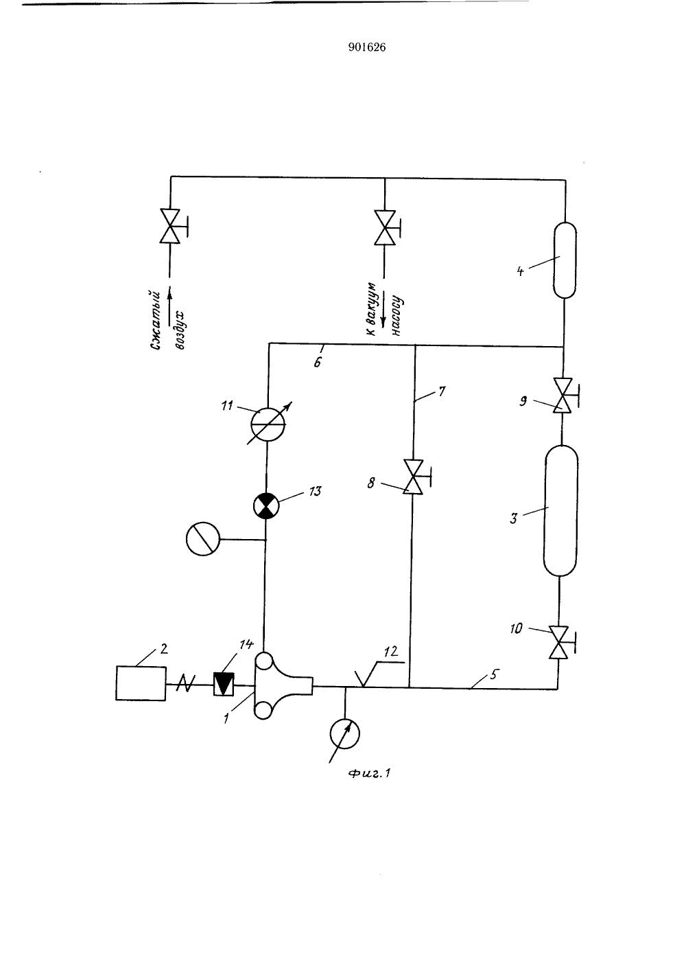 схема лопастного гидров насоса