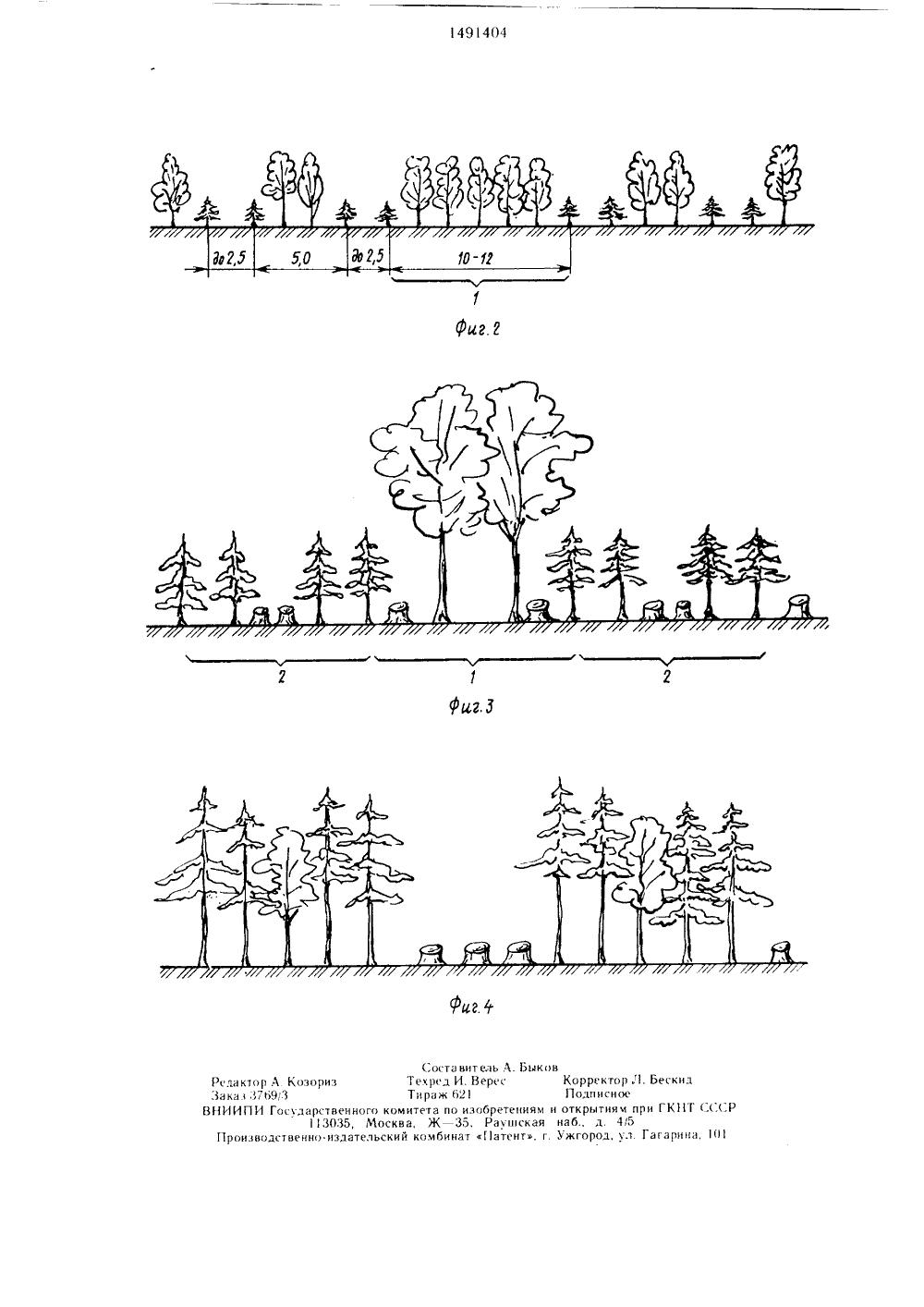 Методы выращивания леса 21